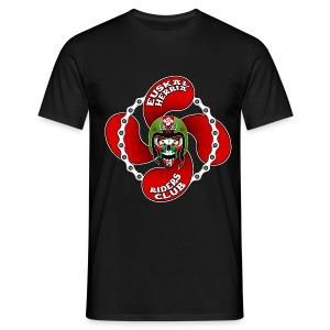Basque Biker - T-shirt Homme
