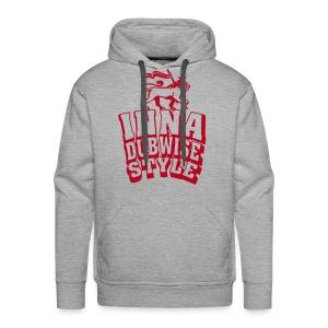 hoodie sweat - Lion of Judah - Men's Premium Hoodie