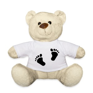 Footprints Bear - Teddy Bear
