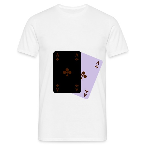 Poker Shirt - Men's T-Shirt
