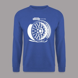 dIIb  Felgen  Sweatshirt  - Männer Pullover