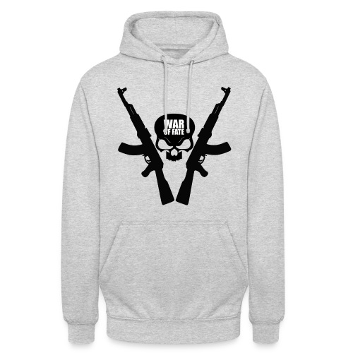 Dead Guns - Sweat-shirt à capuche unisexe