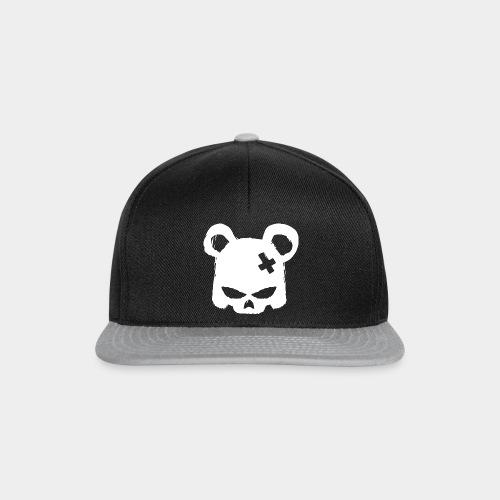 Saphera Snapback - Black / Grey - Snapback cap