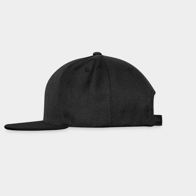 Saphera Snapback Icon - Black