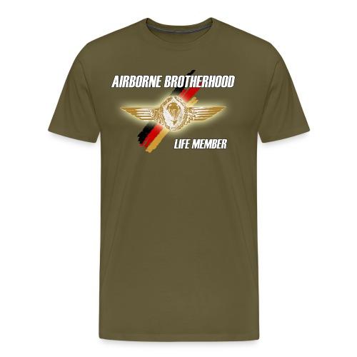 Airborne Brotherhood - Männer Premium T-Shirt