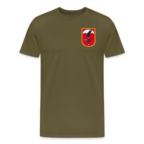 Fallschirmjägerbataillon 273 Verbandsabzeichen Brust - Männer Premium T-Shirt