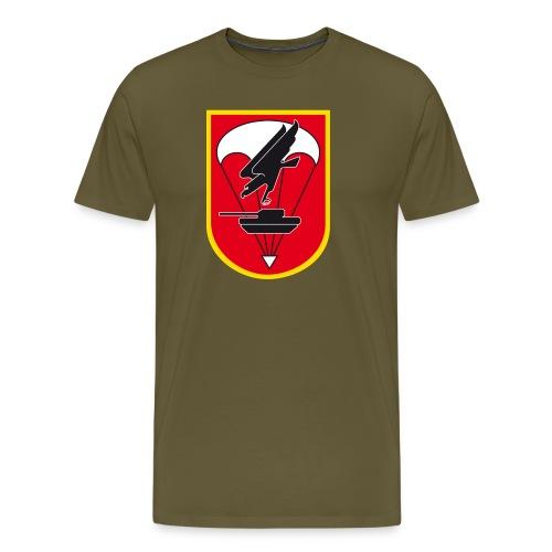 Fallschirmjägerbataillon 273 Verbandsabzeichen groß - Männer Premium T-Shirt