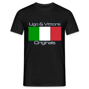 Ugo & Vittore - Originals Flag - Men's T-Shirt