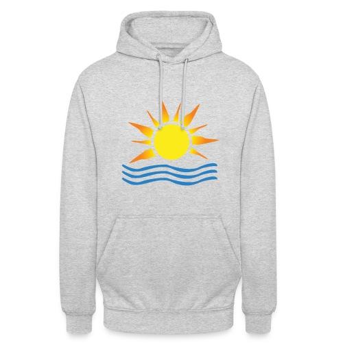 Sunset Surf - Unisex Hoodie