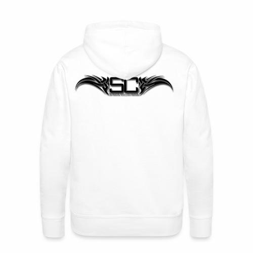 SC Wings | Hoodie Wit - Mannen Premium hoodie