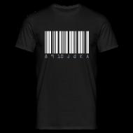 Tee shirts ~ Tee shirt Homme ~ Code barre...