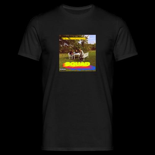 SQUAD - Herre-T-shirt