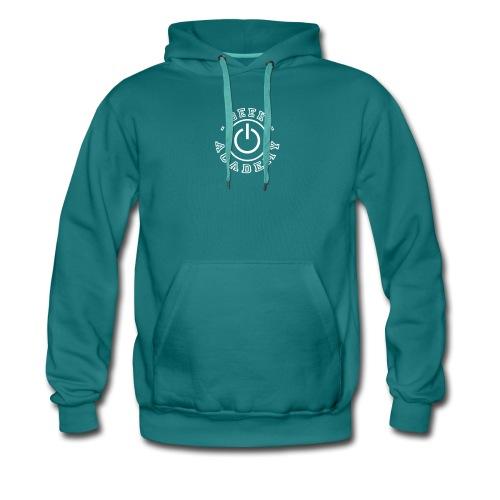 Sweet Geek Academy - Sweat-shirt à capuche Premium pour hommes