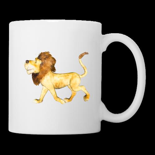 the Lion Sabina Elisabeth Design Tassen & Zubehör - Mug