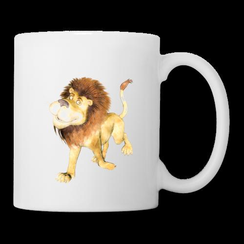 Lion Sami  by Sabina Elisabeth Design Tassen & Zubehör - Mug