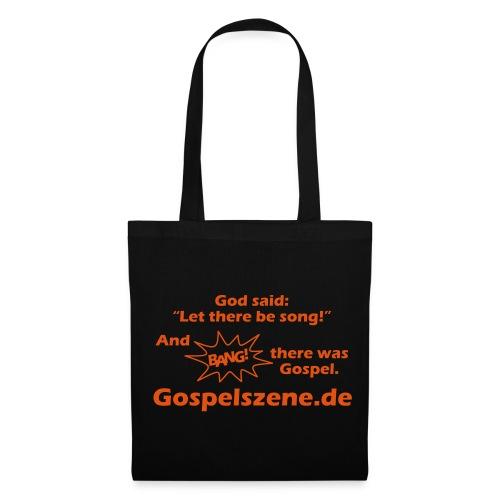 Gospelszene.de - Stoffbeutel