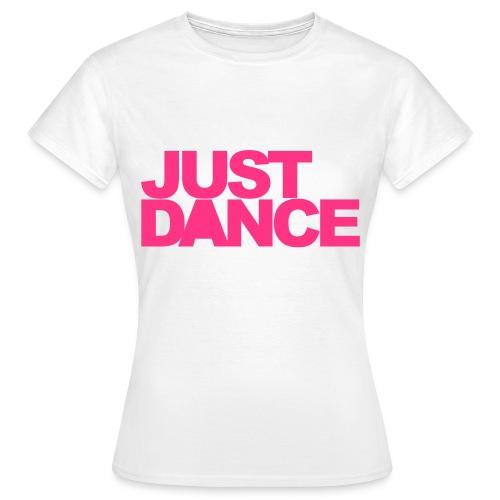 tee-shirt danse - T-shirt Femme