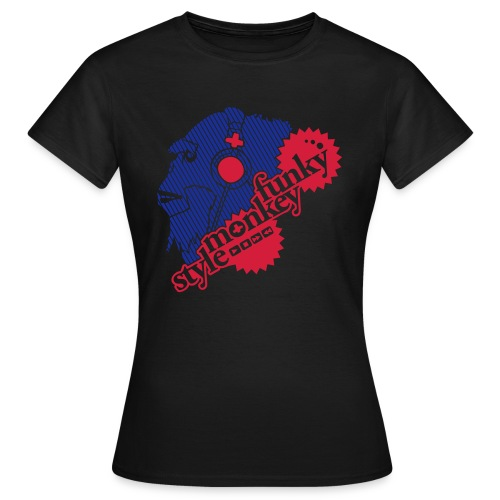 tee-shirt musique - T-shirt Femme