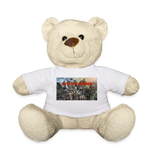 Bear With Banner Shirt - Teddy Bear