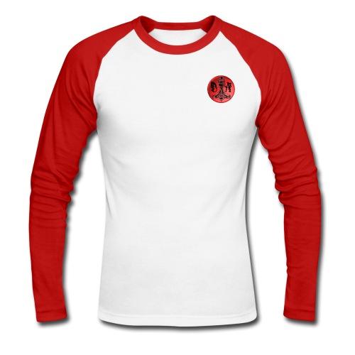 T-shirt man long sleeves Dragossido Academy - Men's Long Sleeve Baseball T-Shirt