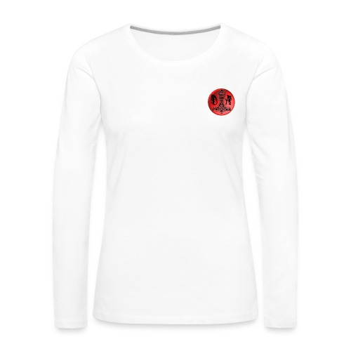 T-shirt Long Sleeves woman Dragossido Academy - Women's Premium Longsleeve Shirt