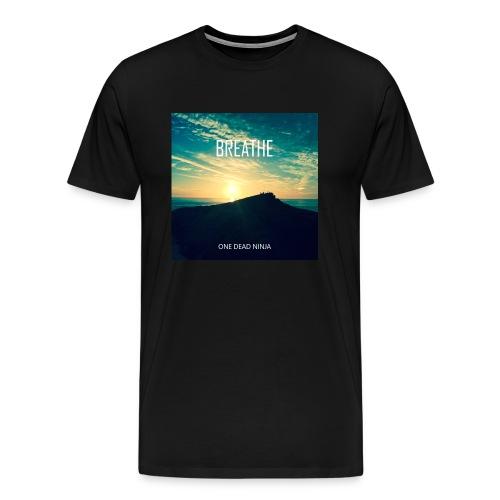 Men's Premium 'Breathe' T-shirt - Men's Premium T-Shirt