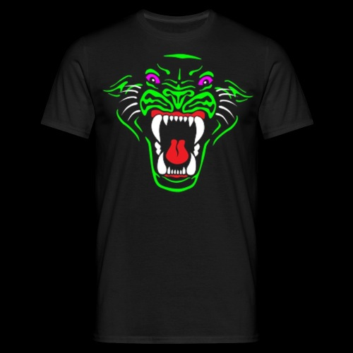 RadioActive Panther Stealth T-Shirt - Men - Men's T-Shirt