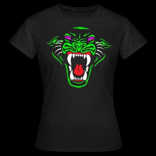 RadioActive Panther Stealth T-Shirt - Women - Women's T-Shirt