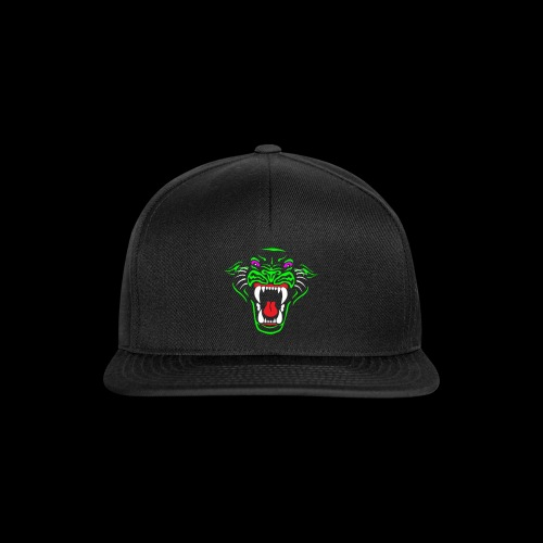 RadioActive Panther Stealth Snap Back / Hat - Snapback Cap