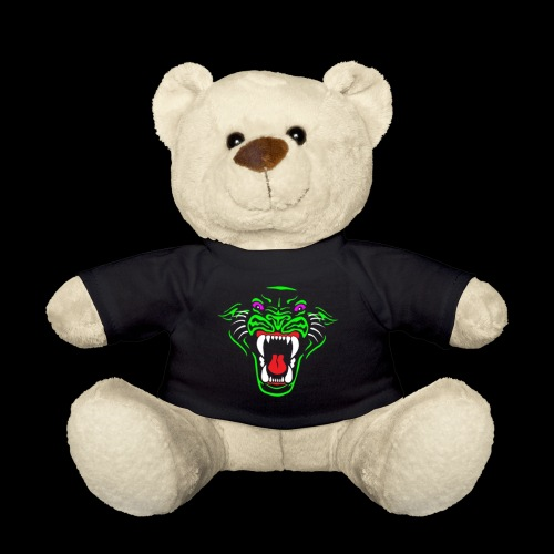 RadioActive Panther Cute Teddy Bear - Teddy Bear