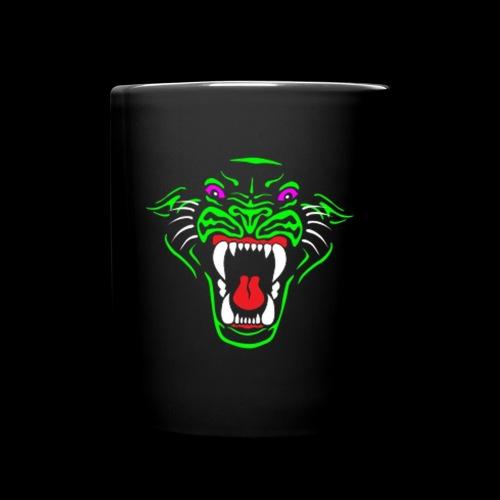 RadioActive Panther Mug  - Full Colour Mug