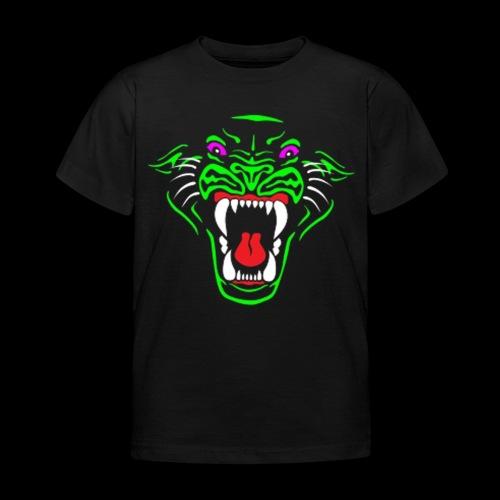 RadioActive Panther Stealth T-Shirt - Kids - Kids' T-Shirt