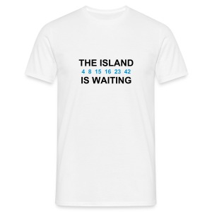 The Island W - T-shirt Homme