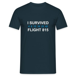 Survived A - T-shirt Homme