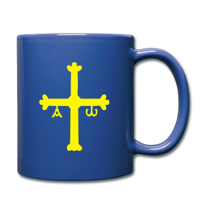 Asturias - Taza de un color