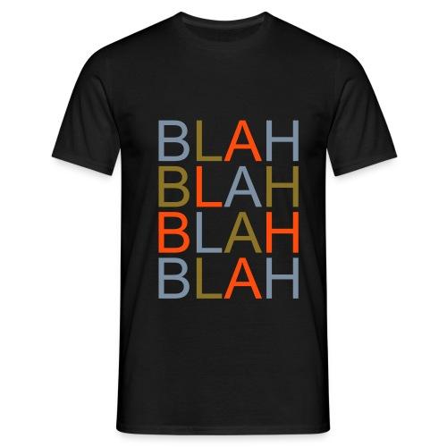 BLAH! - T-shirt herr