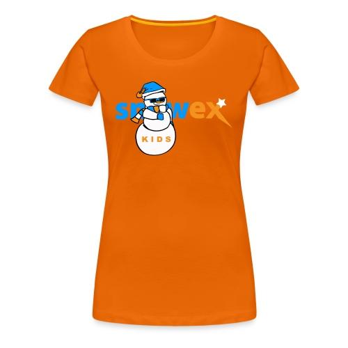 snowex_kids - Frauen Premium T-Shirt