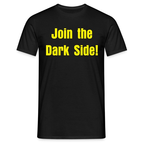 Join the Dark Side - T-shirt da uomo basic - Maglietta da uomo