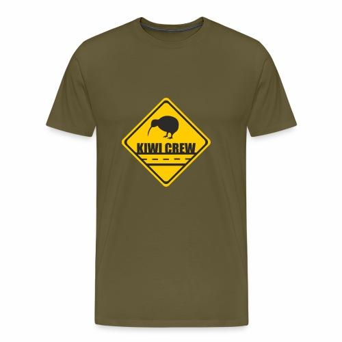 KIWI Crew 17 - Männer Premium T-Shirt