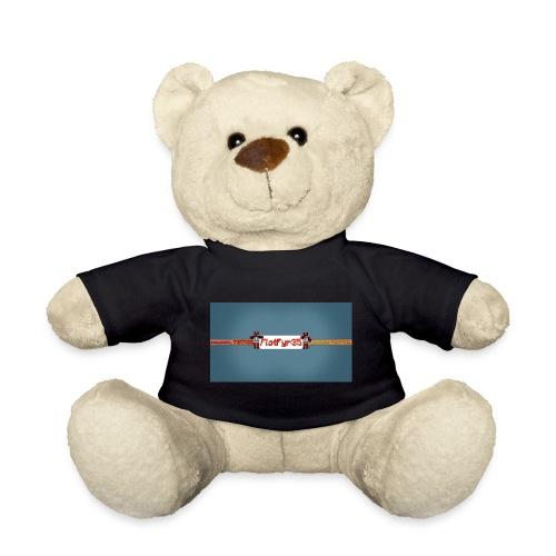 Bjørn med links :D  - Teddybjørn