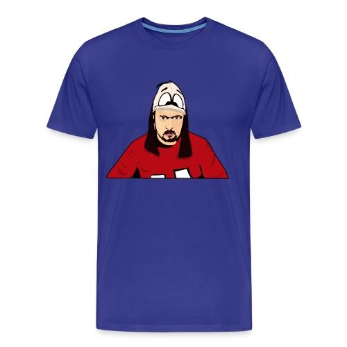 Bordeman tee - Camiseta premium hombre