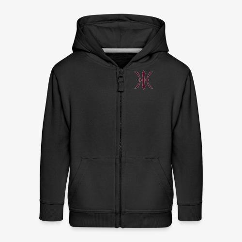 HHH Logo Kids Jacket - Kinder Premium Kapuzenjacke