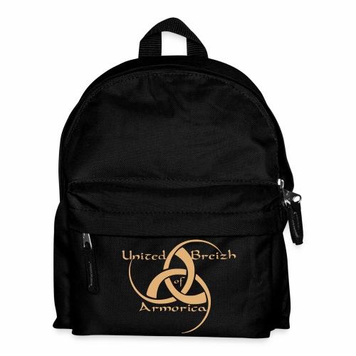 Sac à dos Enfant - United Breizh of Armorica (c) est une marque déposée depuis 2008, centrée sur le monde celtique en général et la Bretagne en particulier.