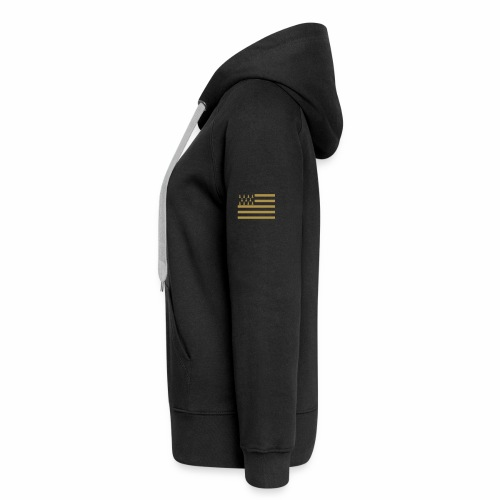 United Breizh of Armorica - 17F02 - Personnalisée - Veste à capuche Premium Femme