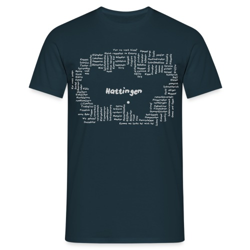 Hattingen - Männer T-Shirt