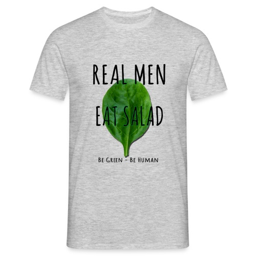 Real Men - Men's T-Shirt