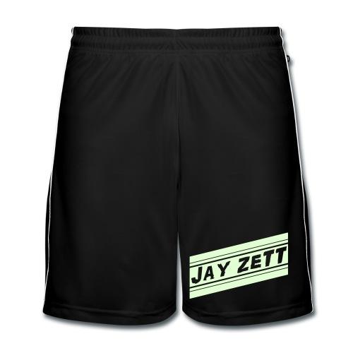 Jay Zett Sporthose - Männer Fußball-Shorts