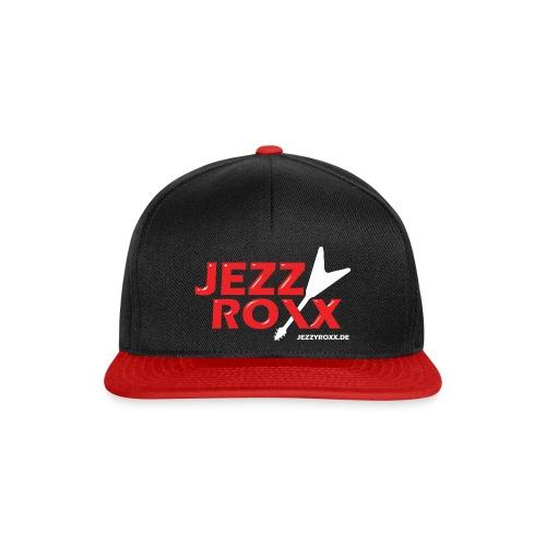 JEZZY ROXX Cap rot/schwarz - Snapback Cap