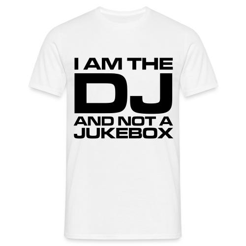 DJ - Herre-T-shirt