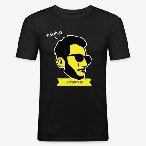 Shirt Cityguys Matthijs - slim fit T-shirt